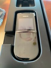 Brand New Ultra Cool And Rare Sealed Black Nokia 8800 Sirocco phone, COMPLETE