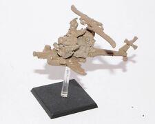 Warhammer Fantasy Dwarf Gyrocopter Metal OOP Undercoated