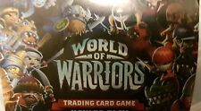 WORLD OF WARRIORS X30 LOOSE BASE CARDS