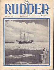 The Rudder December 1934 1934 off City Island 032917nonDBE
