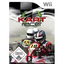 Nintendo Wii Spiel Kart Racer deutsche Version Go-Kart