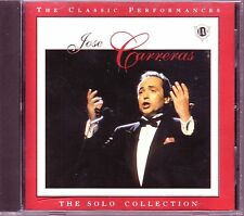 Jose Carreras - The Classic Performances - The Solo Collection (CD)  1995