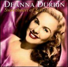 Deanna Durbin - Sweetheart of Song - Audio CD (Import) VGC