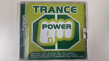 TRANCE POWER 1 NEW NUOVO SIGILLATO CD 8032484008113