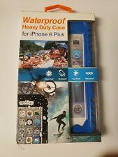 IP68 Military Waterproof Drop Proof Metal Case Cover for iPhone 6 Plus