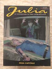 JULIA le avventure di una criminologa n. 87 - FUMETTO Sergio Bonelli