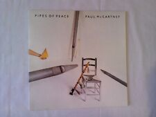 Paul McCartney Pipes Of Peace 1st Press Near Mint Vinyl LP Record PCTC 1652301