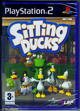 PS2 Sitting Ducks (2004), UK Pal, Brand New & Sony Factory Sealed