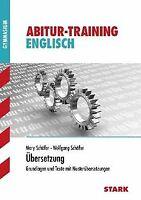 Abitur-Training Englisch / Übersetzung: Grundlagen und T... | Buch | Zustand gut