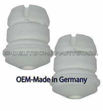 Rear Strut Bump Stop For BMW 525i 530i 535i 540i 735i L+ R Made in Germany Set 2