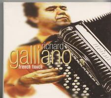 RICHARD GALLIANO    CD   FRENCH TOUCH