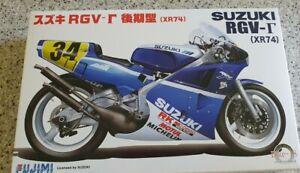 1/12 Fujimi Suzuki RGV-G XR74 Motul
