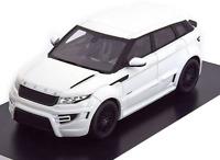 Premium X PRO273 2012 RANGE ROVER EVOQUE by  '' ONYX '' 1:43 Scale Model Car