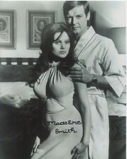 Madeline Smith Photo Signed In Person - James Bond - B466