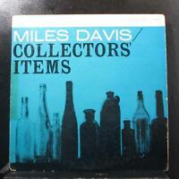 Miles Davis - Collectors' Items LP VG PRLP 7044 Mono RVG Fireworks Label Vinyl