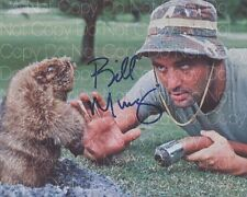 Caddy Shack Bill Murray gopher Carl 8X10 photo picture signed autograph RP 3