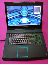 FAST! Alienware M15X Intel I7-820qm 1.73-3.06Ghz 8GB ram 1TB hdd NVIDIA GTX 965M