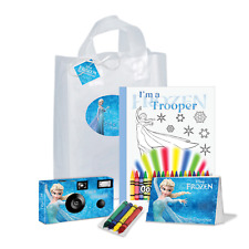 I'm a Trooper Gift Bag-Frozen Elsa-Single use Disposable Camera /child (Pkg-106)