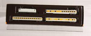 Marklin 81424 ADTranz Z Gauge Electric Passenger Train Set NIB