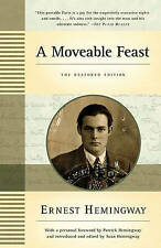 A Moveable Feast: The Restored Edition by Ernest Hemingway (Paperback / softback)