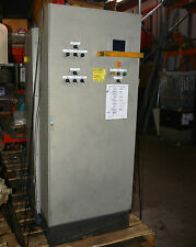 Rittal electrical control enclosure switchboard Siemens PLC not included