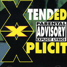 VARIOUS ARTISTS - XTENDED XPLICIT NEW CD
