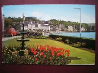 POSTCARD ARGYLLSHIRE OBAN FROM THE NORTH