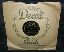 BING CROSBY Go West Young Man b/w Tallahassee (1947 US 10inch) * ANDREWS SISTERS