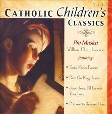 Catholic Children's Classics 13, New Music