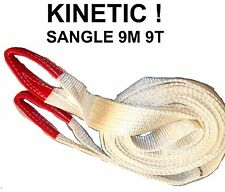 KINETIC! SANGLE 9M 9T!  LAND RANGE JEEP DISCOVERY HDJ KDJ FZJ LJ BJ VDJ HILUX FZ