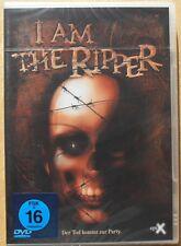 I am the Ripper - Der Tod kommt zur Party - DVD neu & OVP