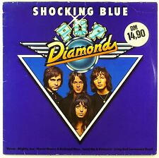 "12"" LP - Shocking Blue - Pop Diamonds - #L7663 - washed & cleaned"