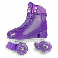 Scale Sportys Adjstable Red Quad Roller Skates for Kids