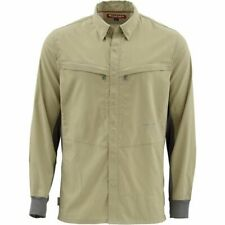 ad63161323 Simms Intruder BiComp LS Shirt - Sage - XL - Free US Shipping & Closeout  Sale