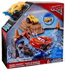 Disney Cars Cars 3 Splash Racers Barrel Blowout Bath Splashers Playset