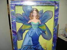 NEW Barbie The Iris Collector Doll - 4th in Flowers in Fashion Series