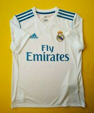 Real Madrid kids jersey 13-14 years 2017 2018 home shirt  B3111 Adidas ig93