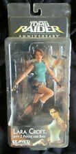 "Lara Croft TOMB RAIDER 10th Anniversary Edition 7"" NECA Player Select (2007)"
