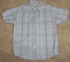 Gymboree Country Club Plaid Shirt Size 5