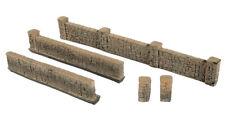 58282 Noch HO Muro di pietra arenaria componibile cm. 104 scala 1:87