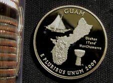 2009-S San Francisco Mint Territorial Quater Guam Proof