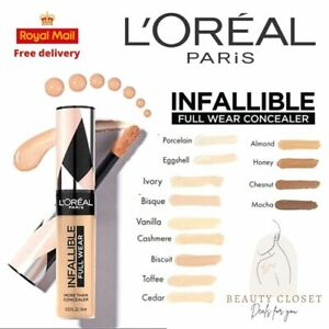 Loreal Infallible Concealer Various Shades BRAND NEW Free UK Delivery