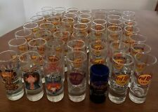 Hard Rock Cafe Shot Glasses - Choose your favorite from over 40 locations!