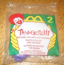 1998 Tamagotchi McDonalds Happy Meal Toy Keychain #2 - Open