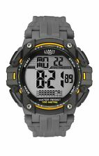 Limit Gents Grey Digital Sports Watch with Yellow Detail 5704