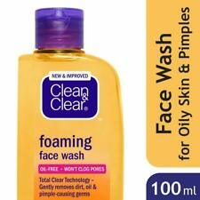New Foaming Facial Wash (100ml)| Normal Skin |remove excess oil & dirt Free Ship