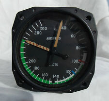 Civilian Aircraft 300 Knot  Airspeed Indicator Gauge Instrument