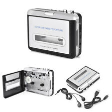 Tape to PC Cassette Recorder MP3 CD Converter Capture Digital Audio Music Player