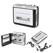 Tape to PC Cassette Recorder MP3 CD Converter Capture Digital Audio Music Player