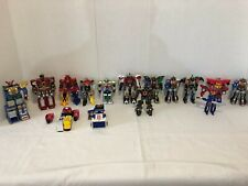 POWER RANGERS ZORD LOT 1993-2013 MEGAZORDS DELUXE SUPER ZEO BATTLEZORD & MORE
